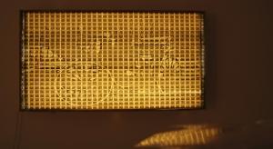 negative film mosaic